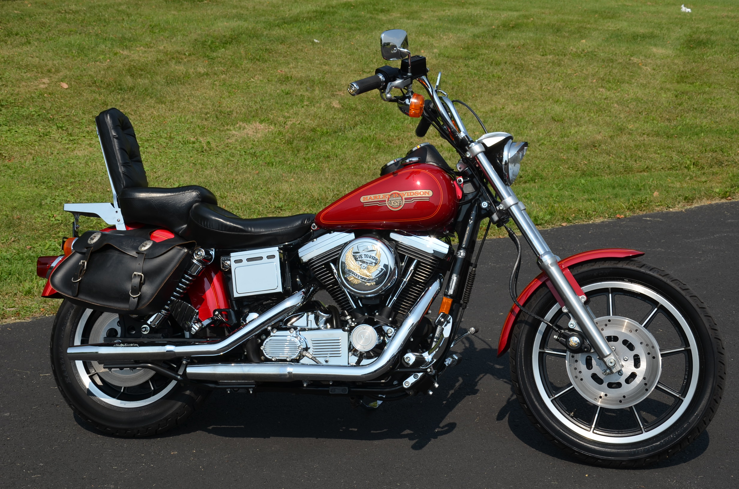 Buy 1995 Harley Davidson Dyna Low Rider Lowrider Fxdl On