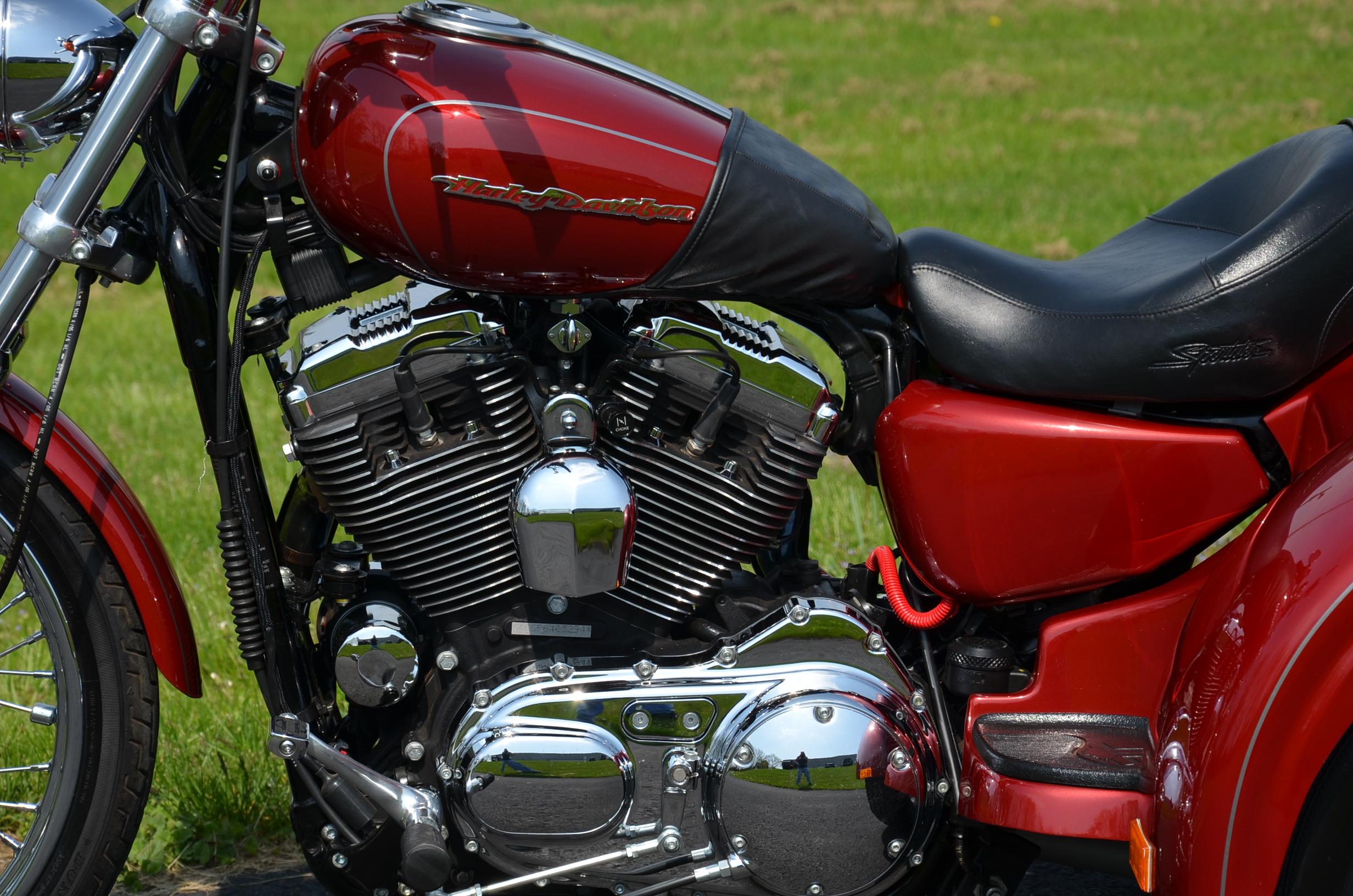 2006 Harley Davidson Sportster Ebay