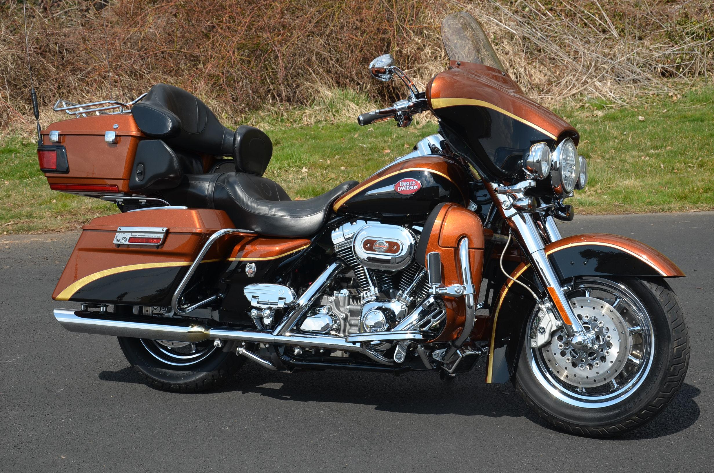 Buy 08 Harley Screamin Eagle Electra Glide Ultra Classic