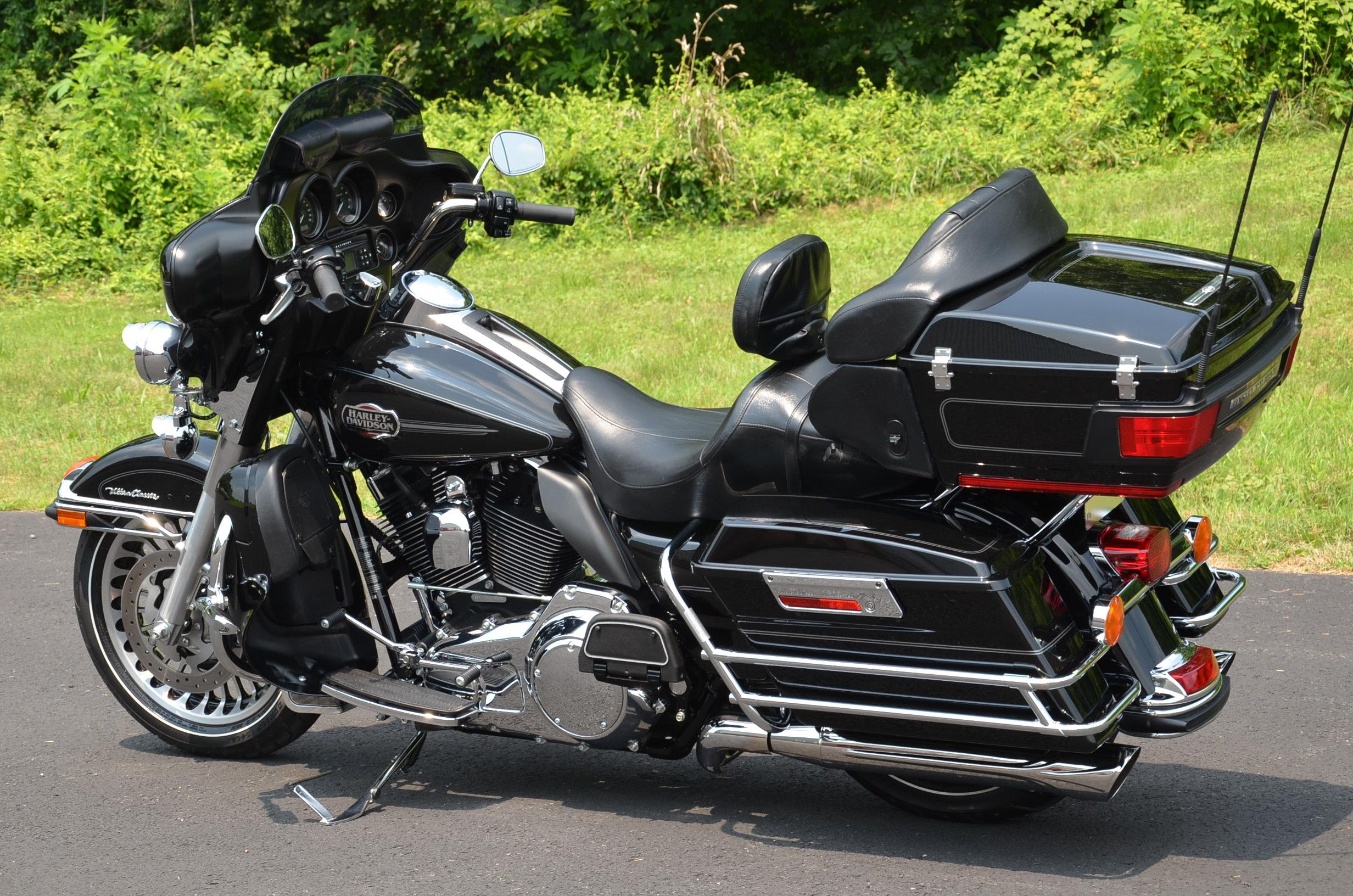 2009 Harley Davidson Electra Glide Classic Flhtc Street