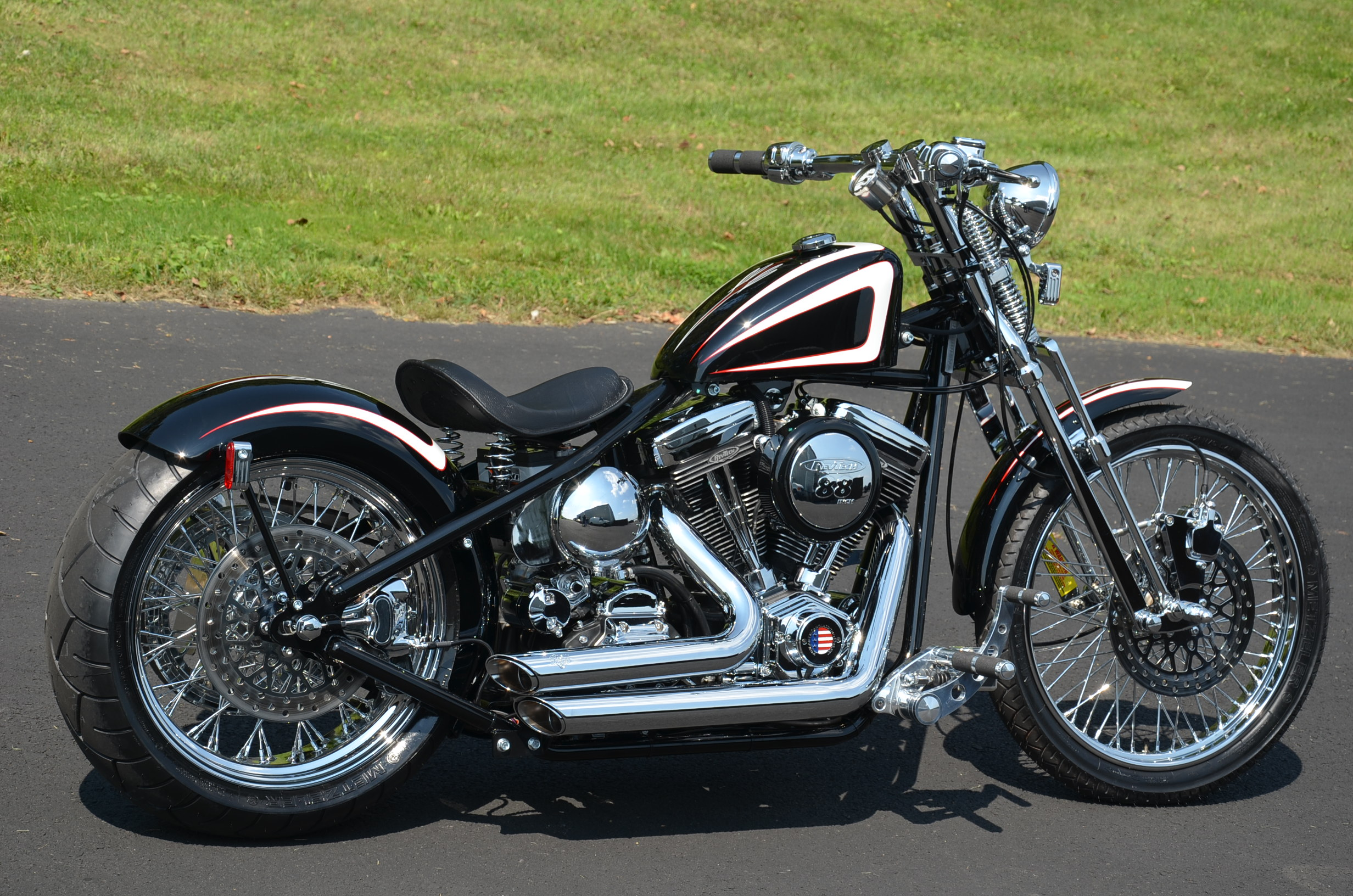 2015 american classic motors 200 tire bobber for sale on