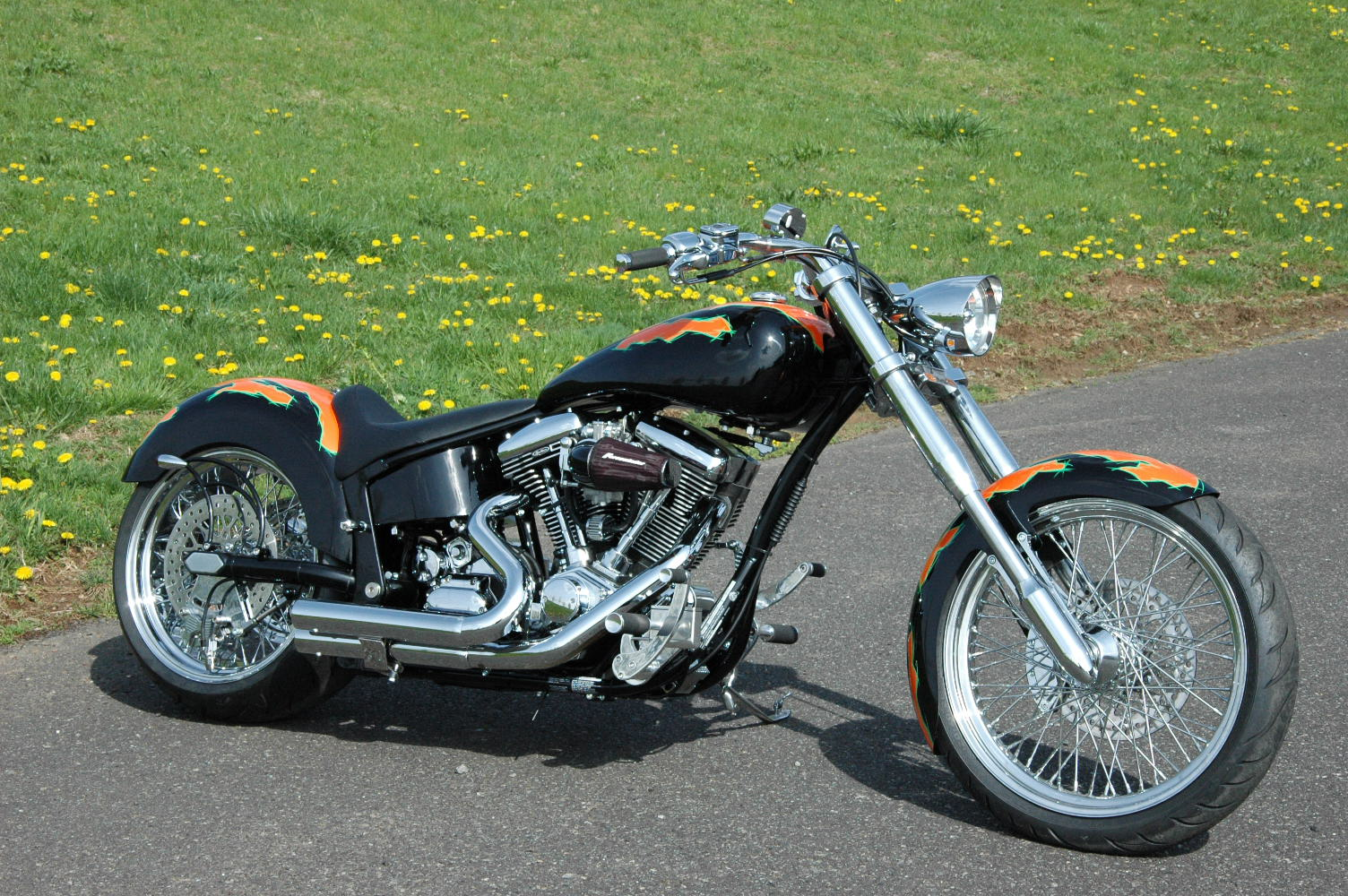 eBay Motors Pro Street Motorcycles