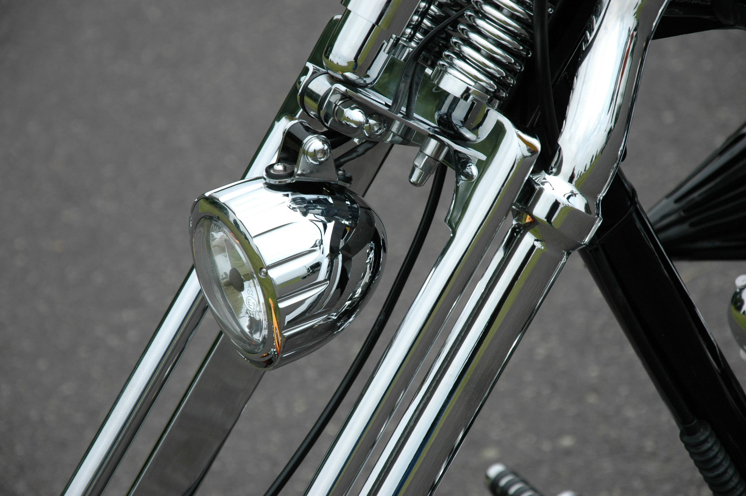 how to tell what gear youre in softail