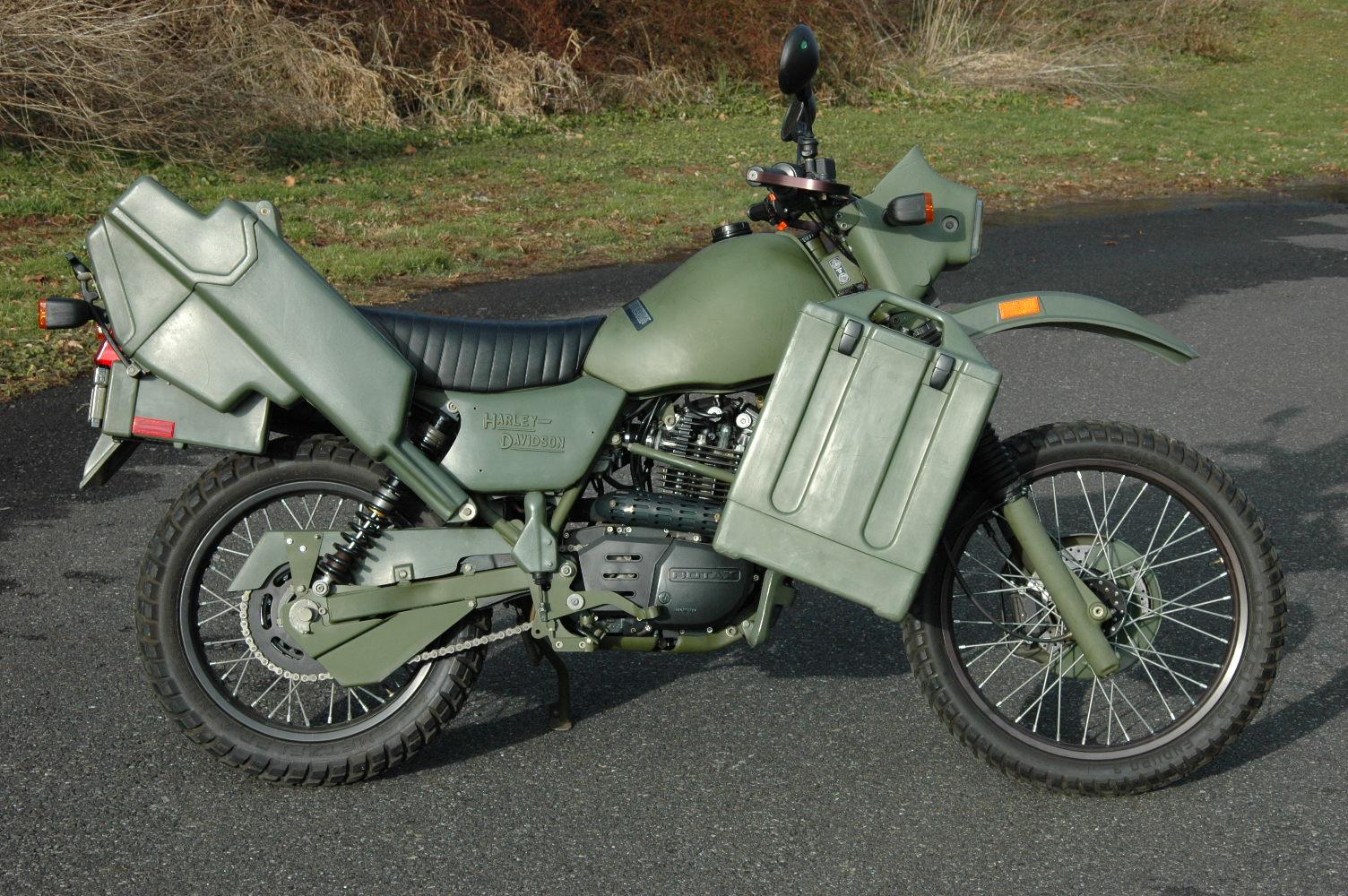 Harley Davidson Army: RARE HARLEY DAVIDSON MT-500 MT500 MILITARY MOTORCYCLE