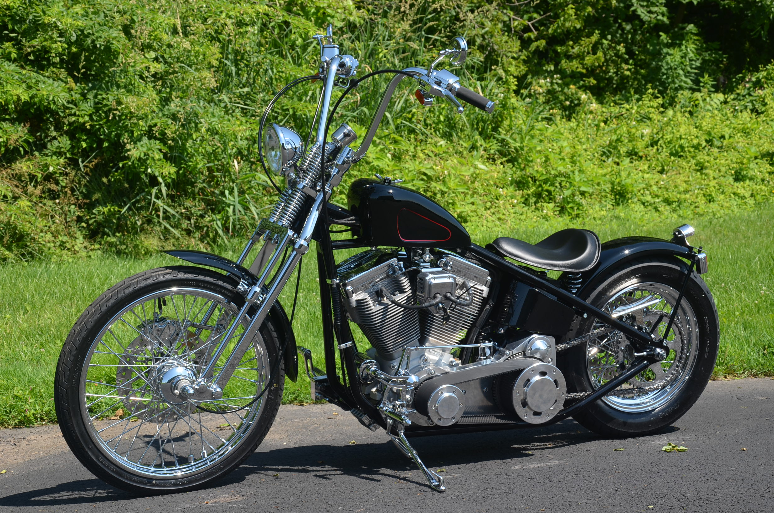 2016 american classic motors rigid bobber for sale on 2040