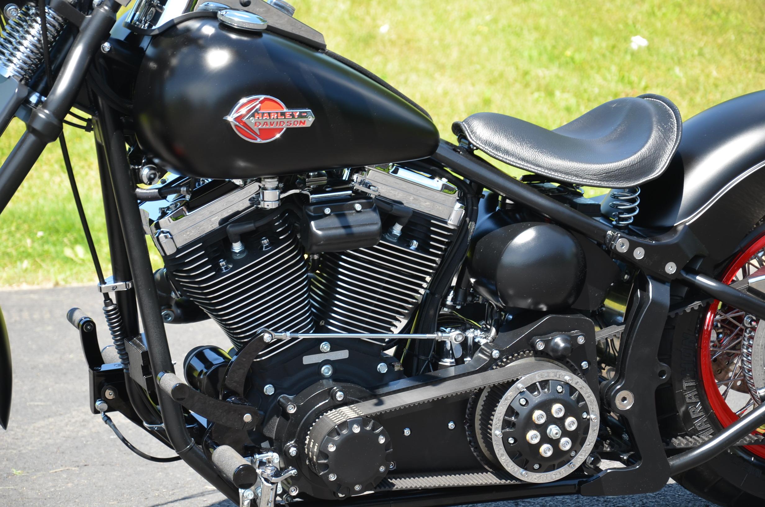 Harley-Davidson Evolution V-Twin Motorcycles - HISTORY OF ...
