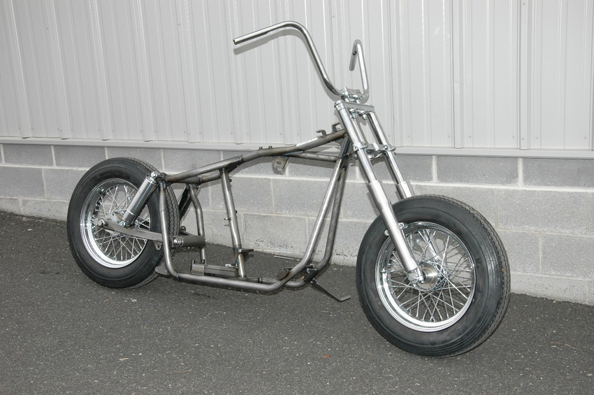 Bobber Rolling Chassis – HD Wallpapers