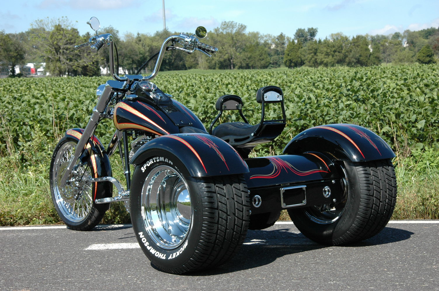 find new trike softail chopper frame rolling chassis harley motorcycle in zieglerville. Black Bedroom Furniture Sets. Home Design Ideas