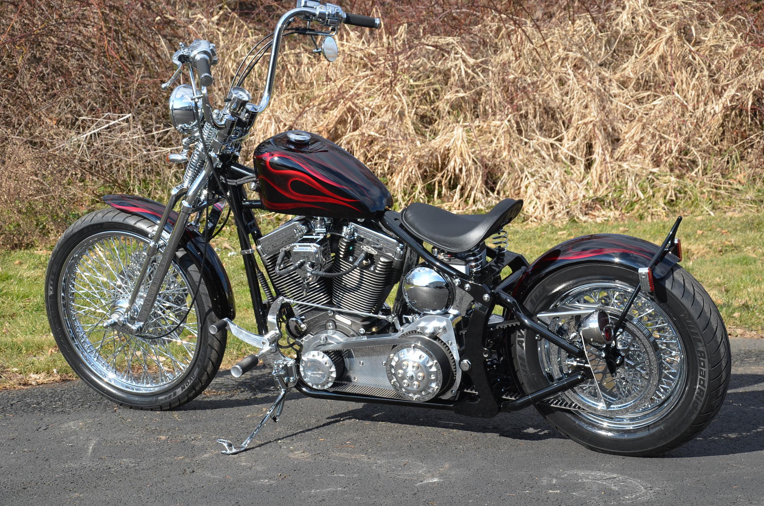 American Classic Motors Rigid Chopper Ebay  JoBSPapa.com