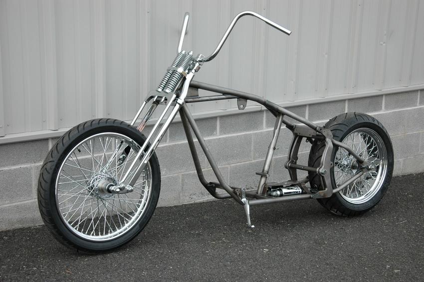 Shovelhead Bobber Rolling Chassis | Newmotorjdi co